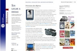Los blogs de bibliotecas en la era de las redes sociales | Biblioteca y Tecnología | Scoop.it