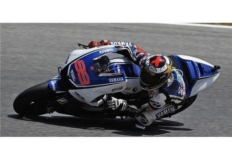 Japan ΕΔ1: Η μάχη Lorenzo – Pedrosa άρχισε | MotoGP World | Scoop.it