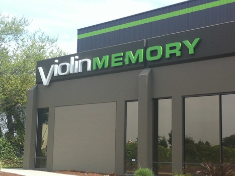 Violin Memory Closer to IPO, But No Date Set   Pre-IPO   Scoop.it