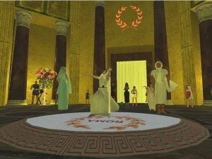 Ancient Rome Lives On in Second Life | KRYPTON RADIO | Metaverse NewsWatch | Scoop.it