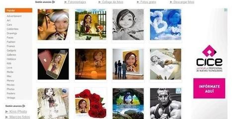 PhotoFaceFun: página con fotomontajes, efectos, filtros y marcos para tus fotos   Tic, tac   Scoop.it