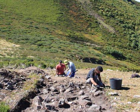 La Carisa (Asturias) esconde un tercer campamento que será excavado este verano   Arqueología, Historia Antigua y Medieval - Archeology, Ancient and Medieval History byTerrae Antiqvae   Scoop.it