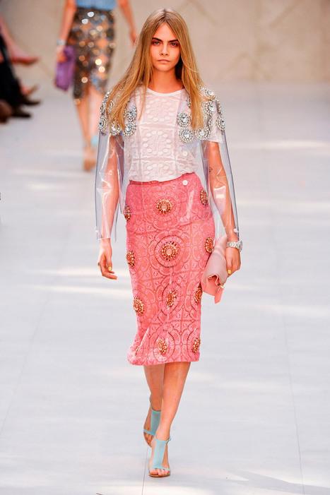 Burberry Prorsum SS14 | Palpi Fashion & Style | Scoop.it