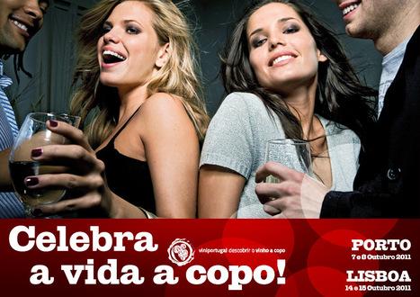 A Copo | Descobrir o vinho a copo 2011 | Adega dos Leigos | Scoop.it