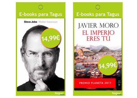 Casa del Libro venderá tarjetas con ebooks precargados | ASTROLABIUM Revista de Cultura | Scoop.it