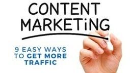 Easy Ways to Repurpose Content for More Website Traffic | Local Business Marketing | Scoop.it