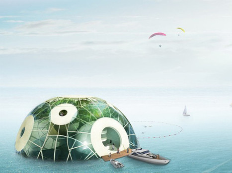 This Underwater Bubble Will Grow Climate-Saving Algae   Sustain Our Earth   Scoop.it