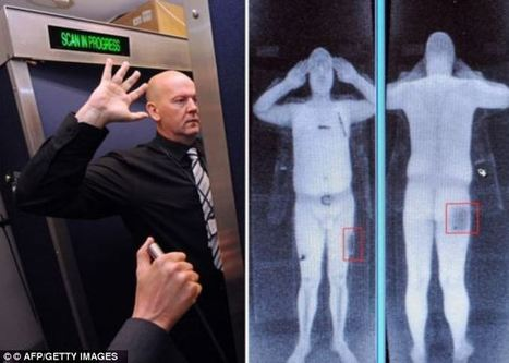 TSA's controversial 'naked' airport body scanners dumped by European Commission for invading privacy and cancer risk | The Billy Pulpit | Scoop.it