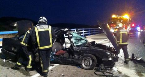 Adiós al parte de accidentes en papel, desde ahora bastará el móvil | Actualidad España | Scoop.it