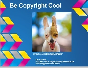 What Students Need to Know about Copyright ~ Educational Technology and Mobile Learning | ICT hints and tips for the EFL classroom | Scoop.it