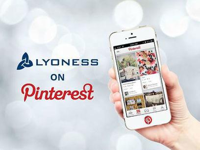 Lyoness international est désormais actif sur Pinterest - Quoi2neuf   LyonessFr   Scoop.it