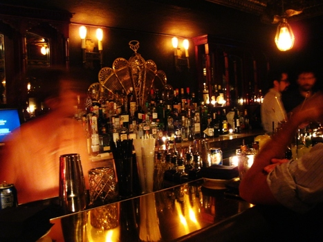 Parsing the new wave of gin-centric cocktail joints in NYC | New York I Love You™ | Scoop.it