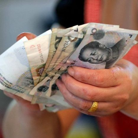 Chinese banks sitting on $1.7 trillion debt time bomb   Sustain Our Earth   Scoop.it