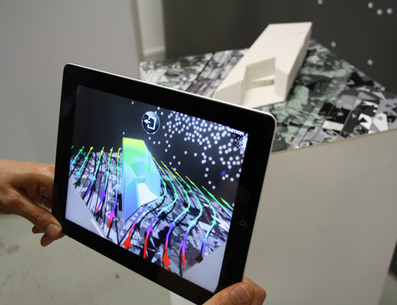 """Inition develops """"augmented 3D printing"""" for architects 
