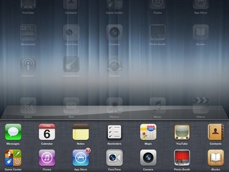 MultiStorey Cydia Tweak - Get Two Rows For Icons In App-Switcher ~ Geeky Apple - The new iPad 3, iPhone iOS6 Jailbreaking and Unlocking Guides | Best iPhone Applications For Business | Scoop.it