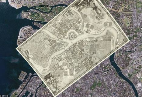 Why Historical Maps Still Matter So Much, Even Today | History and Social Studies Education | Scoop.it