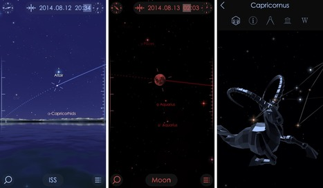 Stargazing app Star Walk 2 goes free as Apple's new Free App of the Week | Edtech PK-12 | Scoop.it