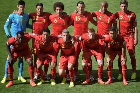 No Pressure, Belgian National Team—Just Keep the Country From Splintering Apart | Ms. Postlethwaite's Human Geography Page | Scoop.it