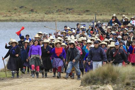 Neoextractivismo y conflictos socioambientales en América Latina | Merchand Rojas | Espiral. Estudios sobre Estado y Sociedad | MAZAMORRA en morada | Scoop.it