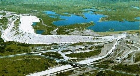 La reparación de emergencia de la Presa San Vicente terminará a ... - iAgua.es | industria   aplicada a la biologiaII | Scoop.it