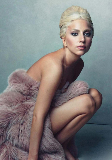 The Amazing Lady Gaga | Lady Gaga Ranks 2nd on Forbes Celebrity 100 Powerlist | Scoop.it