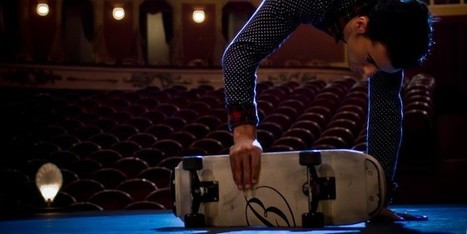 Ballantine's fait fusionner le skateboard et l'opéra | Industrie agroalimentaire | Scoop.it