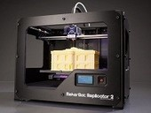 Stratasys acquires MakerBot as VCs discover key to 3D printing money - Printed Electronics World   3D Printing   Scoop.it
