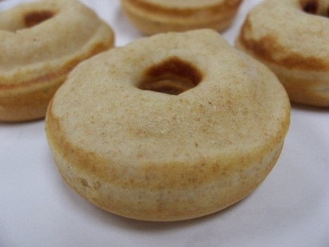Lemon Cream Cheese Donuts for Mini Donut Maker - News - Bubblews | Yummy Foods and Recipes | Scoop.it