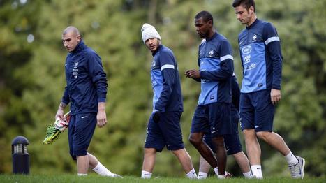 Foot: les Français n'aiment pas les Bleus   Sport Débat   Scoop.it