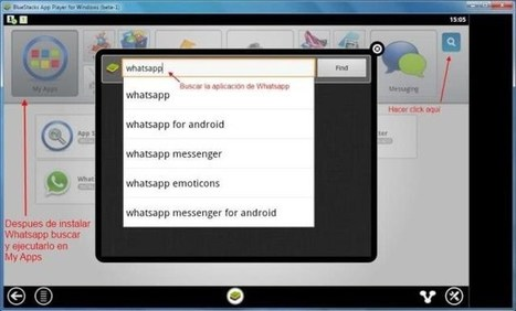 WhatsApp para PC Gratis - 2013 - Proyecto Byte | Alejandrap | Scoop.it