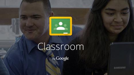 Así funciona Classroom, la nueva herramienta educativa de Google.- | Ticenelaula | Scoop.it