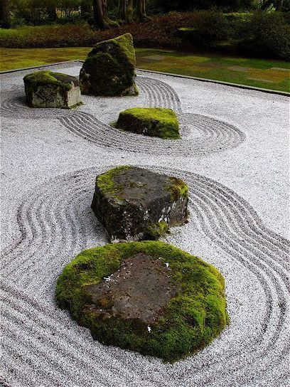 Zen Japanese Garden designed by Koichi Kawana @ Bloedel Reserve on Bainbridge Island in Seattle - Green Thumbing | Zen Gardens | Scoop.it