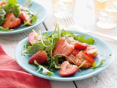 7 Salads That Know How to Celebrate Summer Fruit | Nutrition Today | Scoop.it