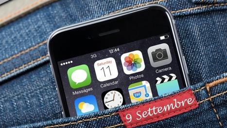Apple presenterà iPhone 6S il 9 Settembre | Claudio, what's about the market? | Scoop.it