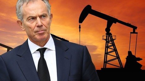 #caught Tony Blair's Secret #Oil Contract with #Saudis #Revealed (41 000 £/month + 2% commission) - LipTV cc @TonyBlairOffice | News in english | Scoop.it