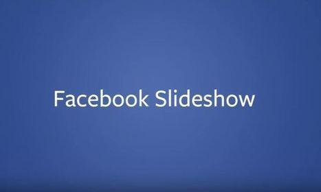 Facebook lance la publicité vidéo en diaporama sur mobile | Référencement internet | Scoop.it