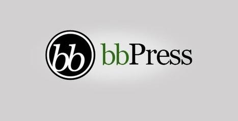5 best add-on WordPress forum plugin for bbPress | Reviews it | Scoop.it
