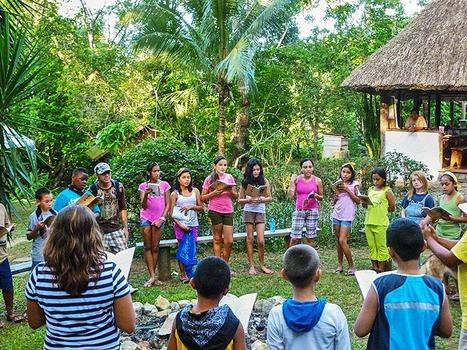 Eco kid: Savior of the Belizean Rainforest! | Rainforest Research | Scoop.it