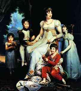 Grandeur et décadence de Caroline Bonaparte (25 mars 1782 - 18 mai 1839)   Les énigmes de l'Histoire de France   Scoop.it