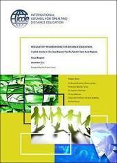 ICDE » The Regulatory Frameworks for Distance Education - ICDE study published | Educación flexible y abierta | Scoop.it