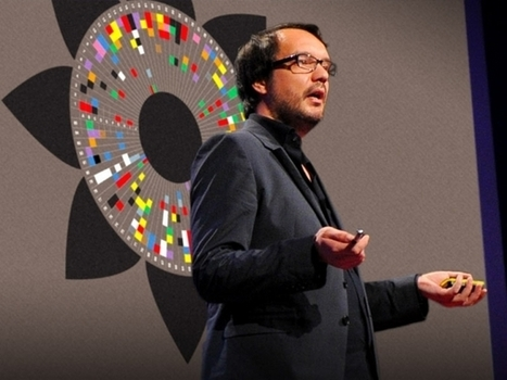 The beauty of data visualization | Creative Digital Literacies: Infographics and Prezi | Scoop.it