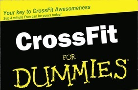 Crossfit For Dummies | CrossFitHolic | Scoop.it