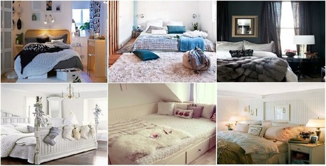 Designella: Decorate Your Bedroom in Perfect Way for Winters | Real Estate and Interior Designing | Scoop.it