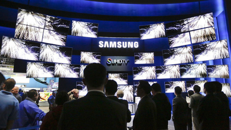The 5 coolest things Samsung unveiled at CES 2016 | Internet of Things - Company and Research Focus | Scoop.it