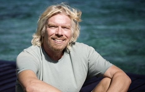 Richard Branson on Self-Awareness for Leadership Growth | Leadership | Scoop.it