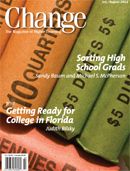 Change Magazine - January-February 2011 | Tecnologia Instruccional | Scoop.it