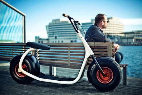 Scrooser electric scooter | Mens Entertainment Guide | Scoop.it