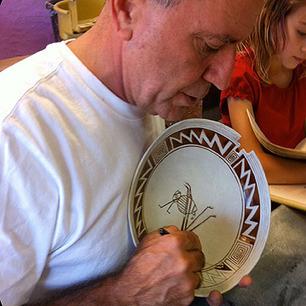 Ancient Pottery with Bob Casias June 20-23, 2012 - DIY Santa Fe - Creative Tourism -Art workshops, Art programs, Art vacations, and Experiences in Santa Fe, New Mexico | Workshops in Santa Fe, New Mexico | Scoop.it