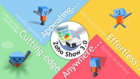 ZohoShow | Moodle and Web 2.0 | Scoop.it