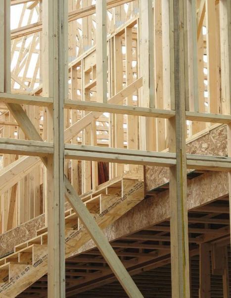 Construction: Pourquoi choisir l'ossature bois? | La construction bois quel avenir? | Scoop.it